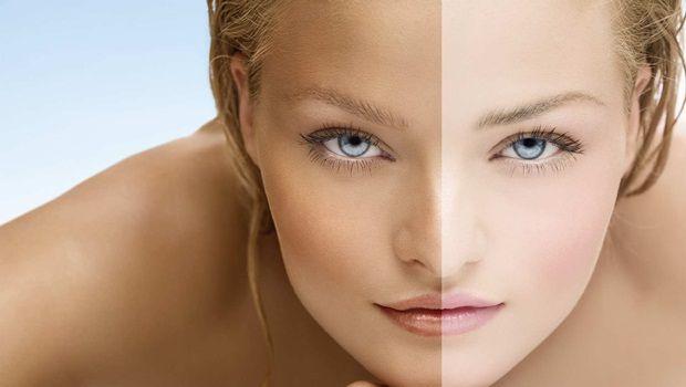Vitamin E für die Haut - Behandlung von Haut Hyperpigmentierung