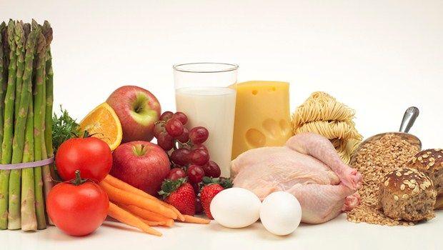 Veränderungen in der Ernährung