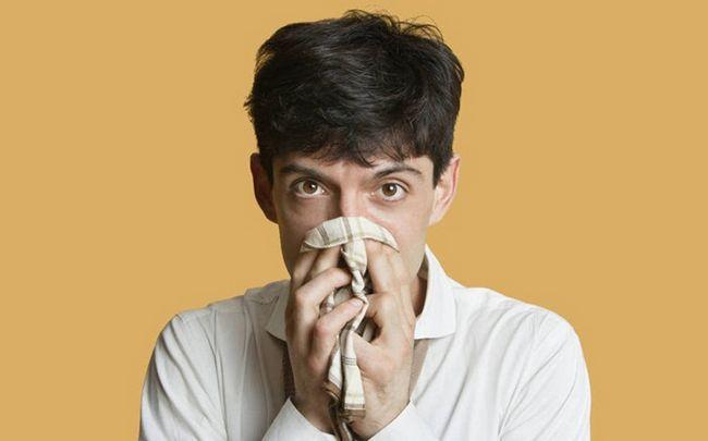 Auswirkungen von Stress - schwächen Immunität