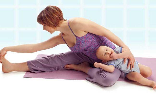 10 Smart-wege baby schnell gewicht zu verlieren