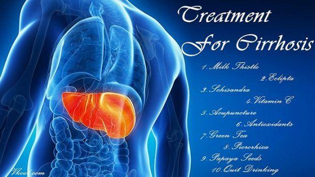 10 Tipps von natürlichen behandlung von leberzirrhose