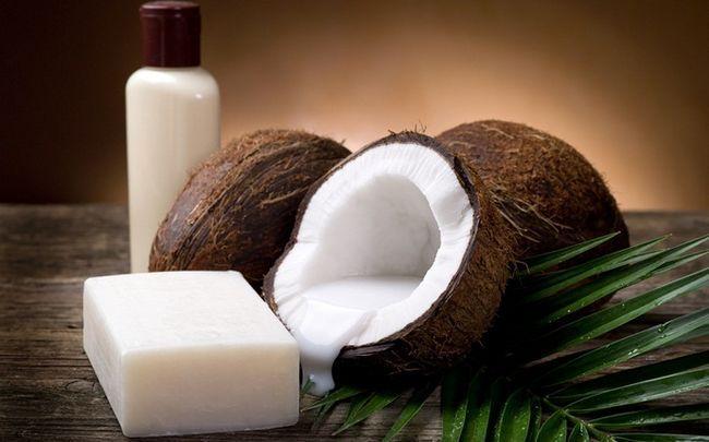 Zitrone für Haarausfall - Zitronenöl, Kampferöl und Kokos