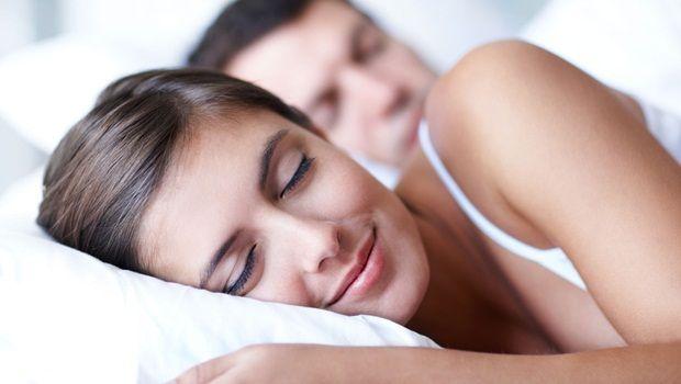 Möglichkeiten, die Arbeitsleistung zu verbessern - genug Schlaf