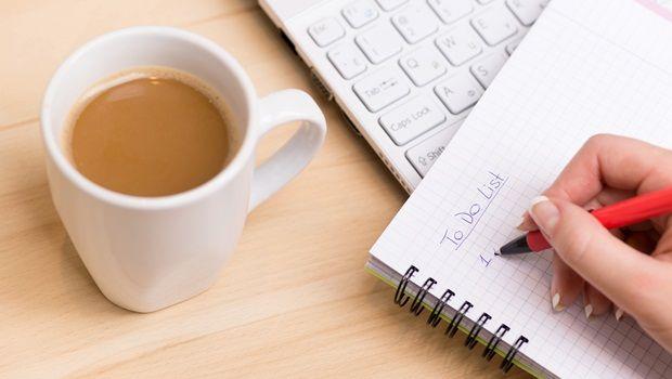 Möglichkeiten, die Arbeitsleistung zu verbessern - eine Liste der Dinge machen zu tun
