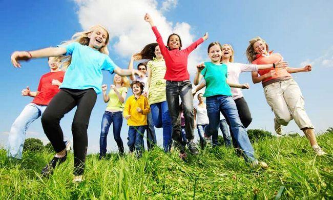 10 Wunderbare möglichkeiten für kinder, gewicht zu verlieren schnell