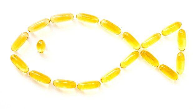 Vitamine für fettige Haut-Omega-3-Fettsäuren