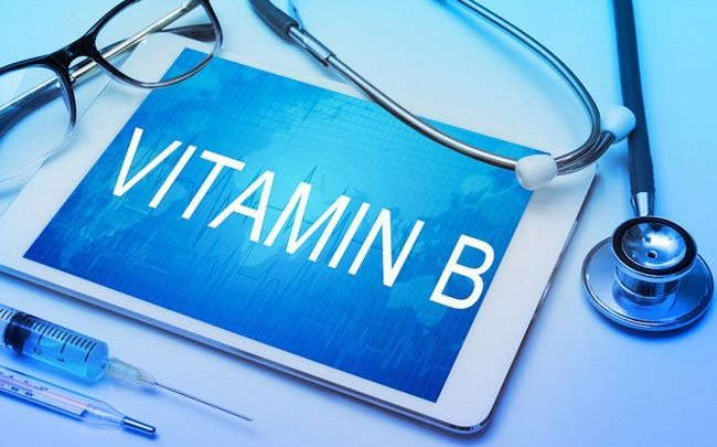 Vitamine für fettige Haut Kontrolle - Vitamin B-Komplex