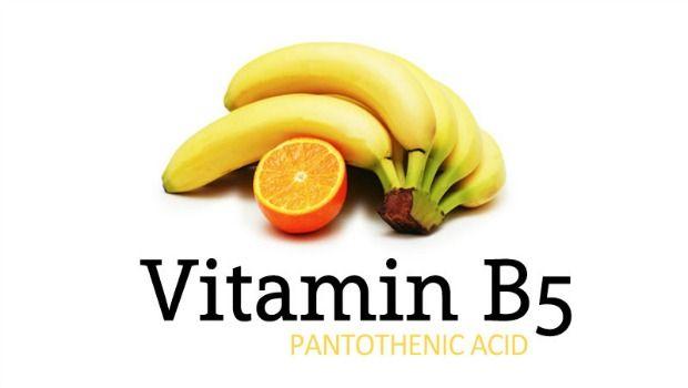 Pantothensäure oder Vitamin B5 Download
