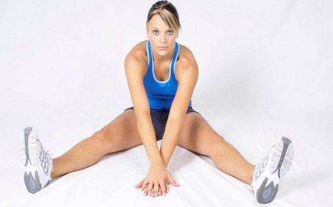 Yoga-Posen für PCOS - nispanda bhava (oder unbewegt Beobachtungen)