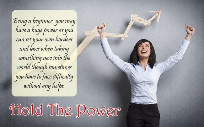wie mental stark zu sein - halten Sie die Macht