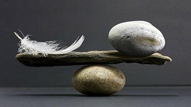 finden Balance