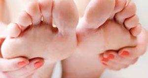 Fußpflege-Tipps Führung