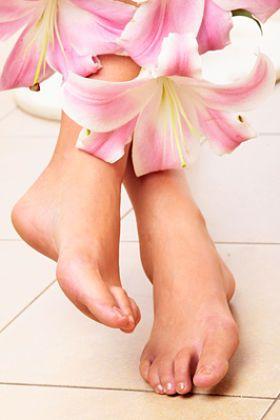 Fußpflege-Tipps Programm