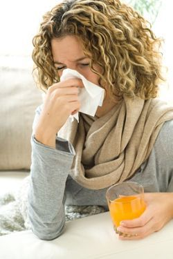 Vorteile von Vitamin C Vitamin C hilft Erkältungssymptome zu behandeln