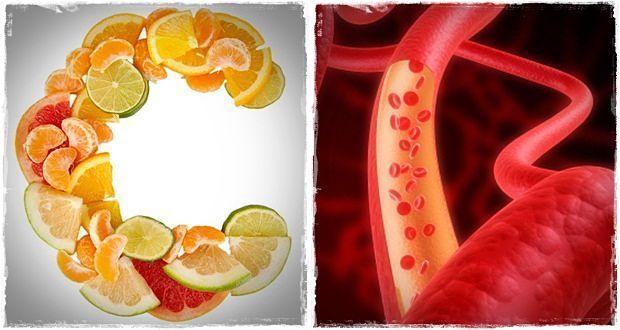 Vorteile von Vitamin C Vitamin C kann den Blutfluss verbessern