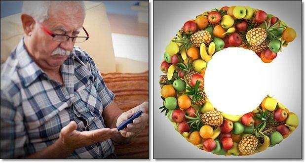 Vorteile von Vitamin C Vitamin C kann Zucker bei Diabetikern regulieren
