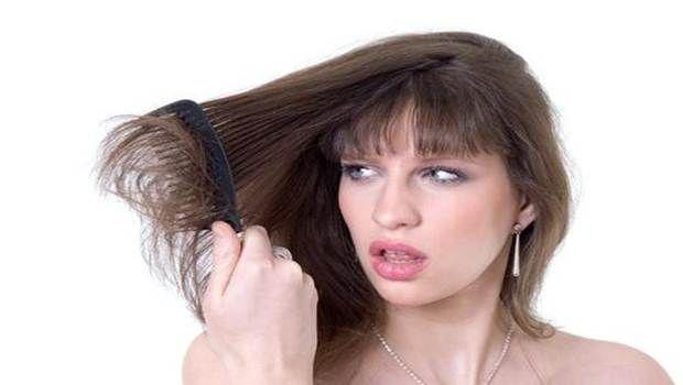 Tipps für trockenes Haar