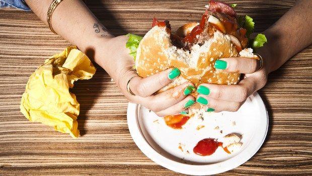 wie alt Ebenen-Limit Junk-Food zu senken