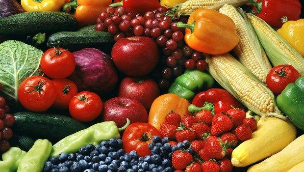 wie alt zu senken, mehr Obst und Gemüse Ebenen-essen