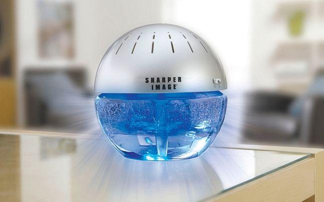 wie alt Spiegel zu senken - Luftreiniger verwenden
