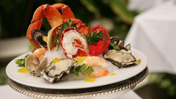 Lebensmittel, die Sie jünger aussehen - Meeresfrüchte