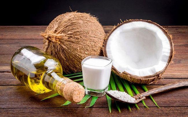 Honig für dunkle Kreise - Honig, Rizinusöl und Kokosnussöl