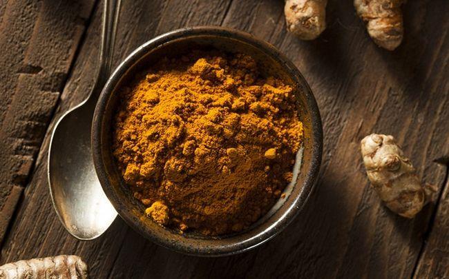 Honig für dunkle Kreise - Honig, Bio-Kurkuma und Zitronensaft