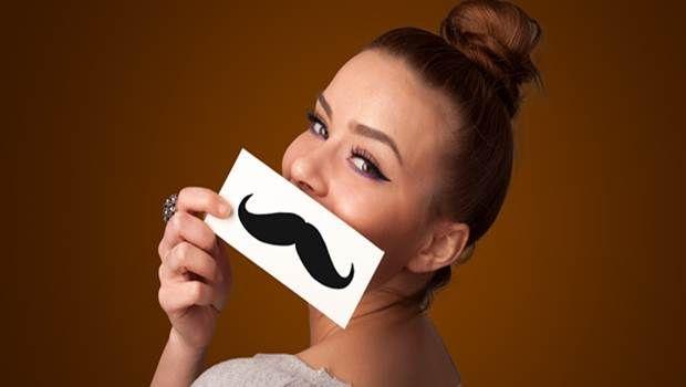 Wie wird man Schnurrbart befreien