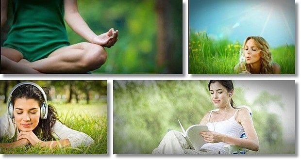 Vorteile der Meditation in hindi