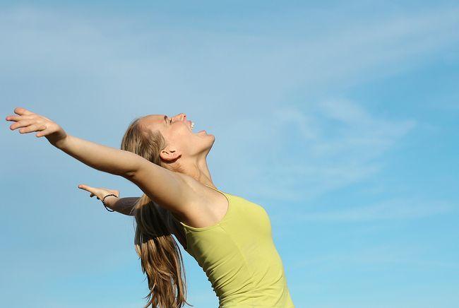 Vorteile der Meditation Abnahme der Muskelspannung