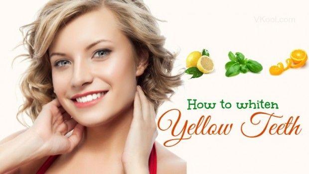 18 Möglichkeiten, wie gelbe zähne natürlich zu hause aufhellen