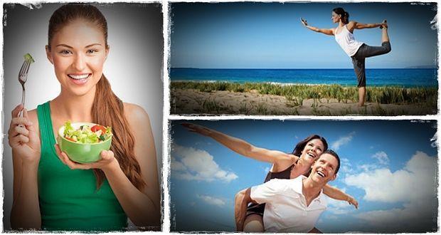 natürliche Art und Weise weibliche Hormone zu balancieren