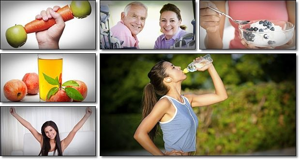 natürliche Art und Weise Hormone nach der Menopause zu balancieren