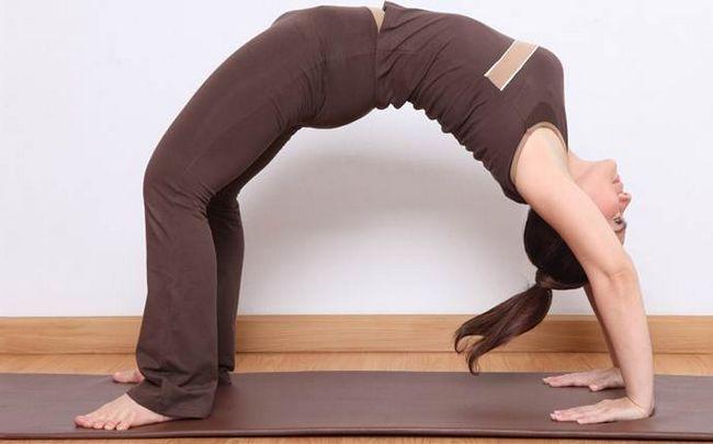 Yoga-Posen für Ischias - Dhanur Asanas oder die Bogenhaltung