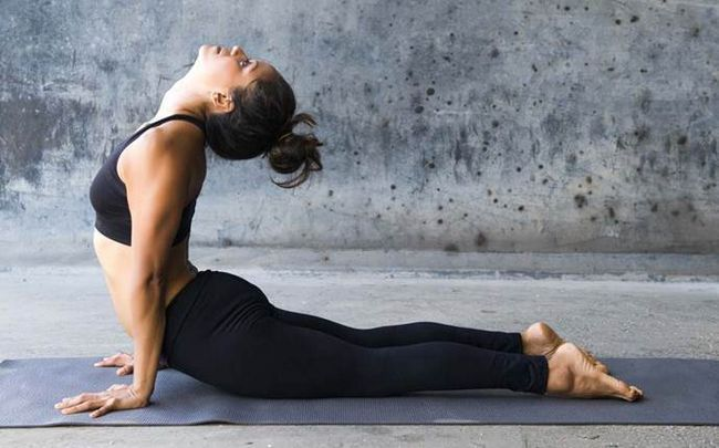 Yoga-Posen für Ischias - Sphinx Pose