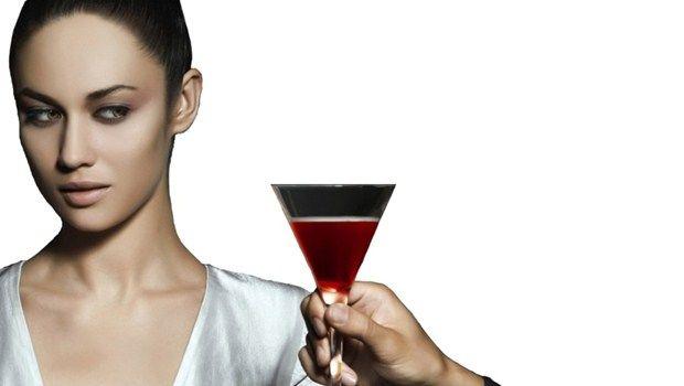 einen Drink