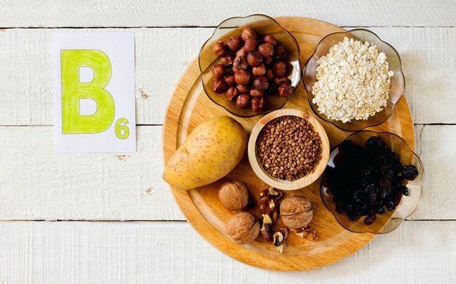Vitamine für fettige Haut - Vitamin b6