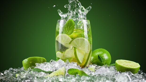 sofortige Linderung von Säure - Zitronensaft