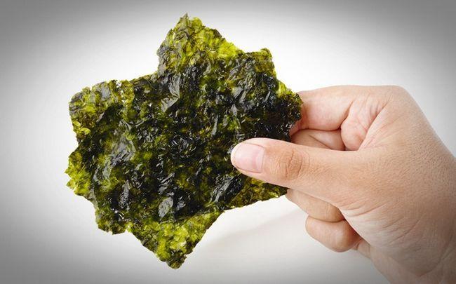 Lebensmittel, die Sie jünger aussehen - Algen