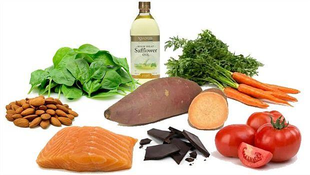 Vitamine für gesunde Haut - Vitamin A