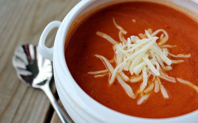 Wie wird man von Schnupfen befreien - Suppen
