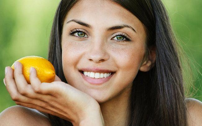 Zitrone für Schuppen - Zitrone und heißem Öl Behandlung