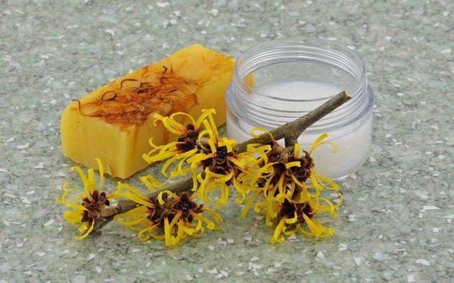 Zitrone für Schuppen - Zitrone und Hasel Öl