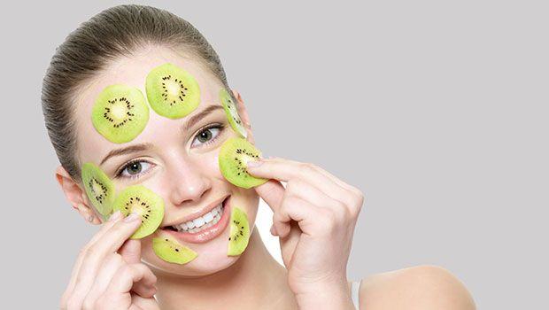 Sonne geschädigter Haut Behandlung
