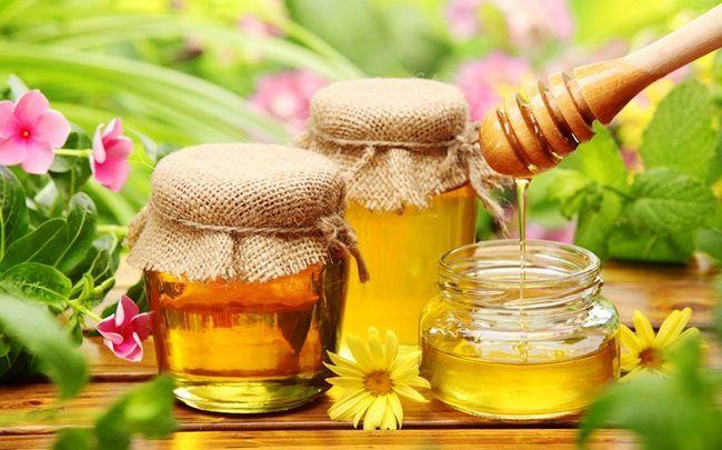 Sonne geschädigter Haut Behandlung - Honig für sonnengeschädigte Haut