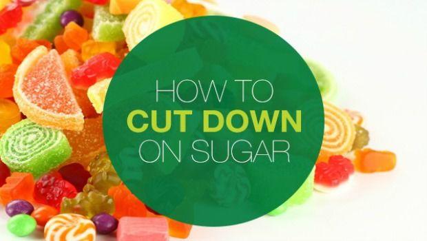 Reduzieren Sie Zucker