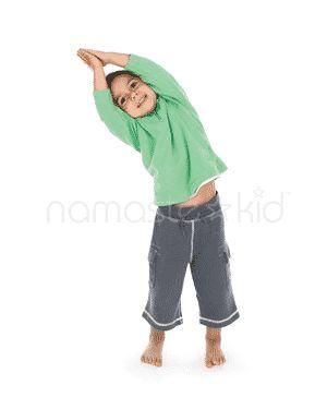 30 Einfache to-do-yoga-posen für kinder