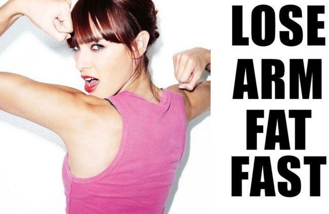 35 Effektive wege loswerden arm fett zu