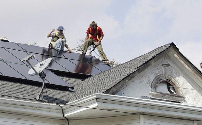 Solarenergie nutzt von - Solarenergie können Ihr Haus heizen