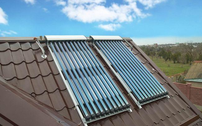 Solarenergie nutzt von - Solarenergie kann Ihr Wasser erhitzen